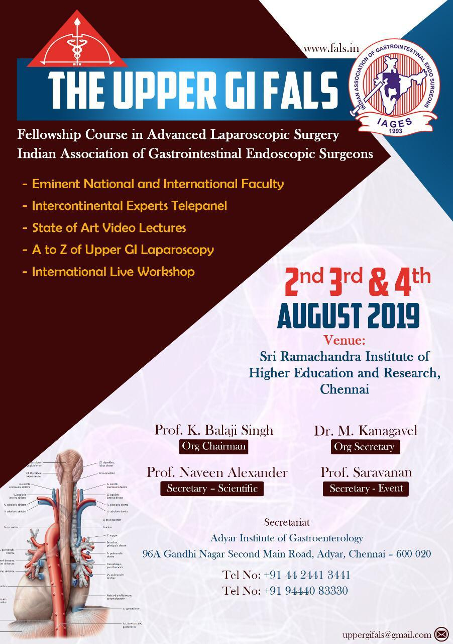 IAGES - The Indian Association of Gastrointestinal Endosurgeons